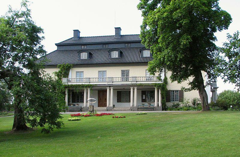 셀라 라게를뢰프의 집