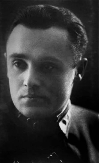 """Medal """"For Labour Valour"""" - Rocket engineer and spacecraft designer Sergei Korolev, a recipient of the Medal """"For Labour Valour"""""""