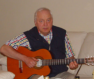 Sergey Nikitin (musician) Russian musician and physicist