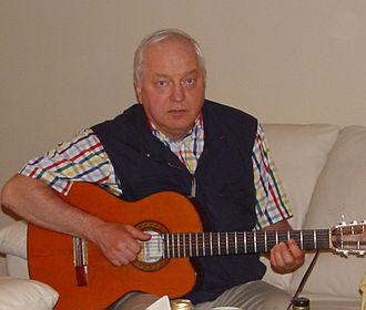 Sergey Nikitin (musician) - Sergey Nikitin