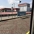 Seri Setia Komuter station with the Guinness Anchor factory in the back ground.jpg