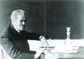Francesco Severi - Francesco Severi (photo by Konrad Jacobs)
