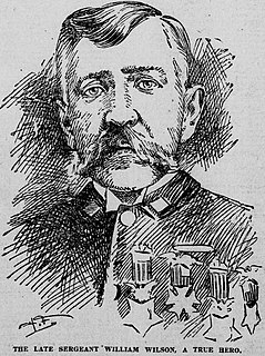 William Wilson (Medal of Honor) received the Medal of Honor twice (1847-1895)