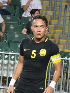 Shahrom Kalam Malaysian footballer