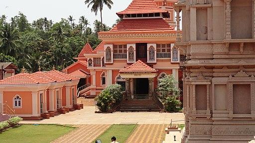 Shantadurga  Temple goa -5