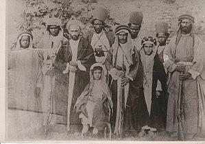 Abdullah Bin Khaz'al - Image: Sheikh Abdullah Bin Khaz'al