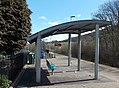 Shelter on Treorchy railway station - geograph.org.uk - 4077100.jpg