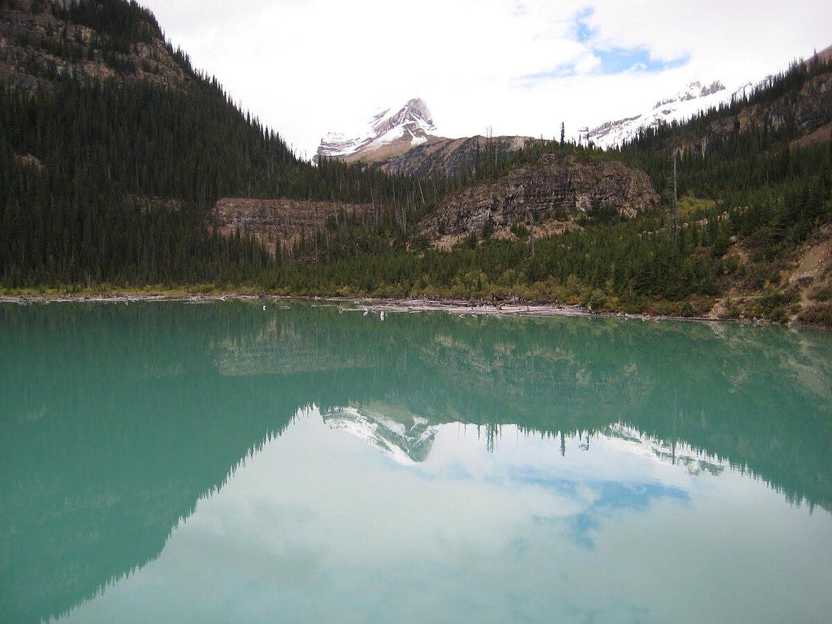 Sherbrooke Lake British Columbia Wikipedia