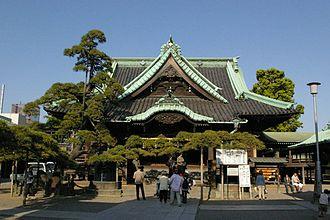 Katsushika - Shibamata Taishaku-ten in Katsushika