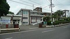 동사무소(현:시부시시 관공서 마츠야마 출장소)