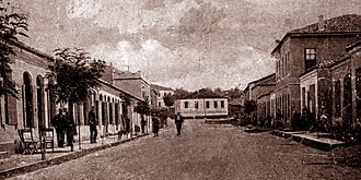 Shijak - Shijak in 1927.
