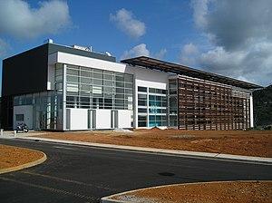 Matoury - New headquarters of communauté de communes du Centre Littoral.