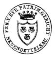 Siegel Patrimonialgericht Neuendettelsau.png
