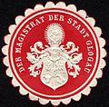 Siegelmarke Der Magistrat der Stadt Glogau W0232724.jpg