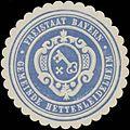 Siegelmarke Gemeinde Hettenleidelheim Freistaat Bayern W0352307.jpg