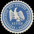 Siegelmarke Kreisausschuss des Kreises Weststernberg Reppen W0387881.jpg