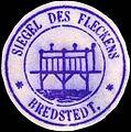 Siegelmarke Siegel des Fleckens - Bredstedt W0219365.jpg