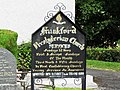 Sign, Frankford Presbyterian - geograph.org.uk - 1448552.jpg