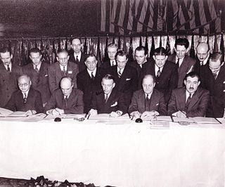 Chicago Convention on International Civil Aviation International treaty that established the ICAO