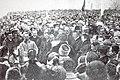 Signing of the Act Zluky on January 22 1919. Урочисте оголошення Акту Злуки 22 січня 1919.jpg
