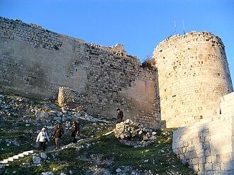 Silifke Castle - Image: Silifke Castle, Mersin Province