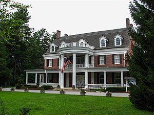 Silvermont (Brevard, North Carolina) - Silvermont, July 2011