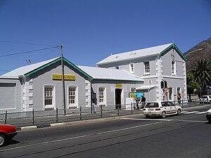 Simon's Town - Image: Simons Town station