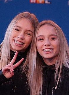 Lisa and Lena German social media personalities