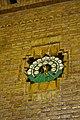 Sint Hubertus Hoge Veluwe 0040 - Main hal barometer detail.jpg