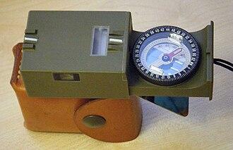 Inclinometer - Military model