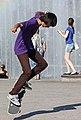 Skateboardfahrer in St. Petersburg IMG 5652WI.jpg