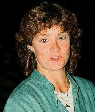 Bonnie Blair - Image: Skater Bonnie Blair