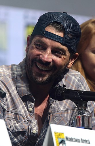 Skeet Ulrich - Ulrich at the 2018 San Diego Comic Con International