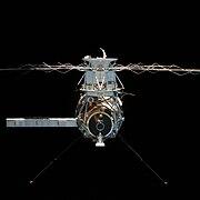 Skylab 4 undocking