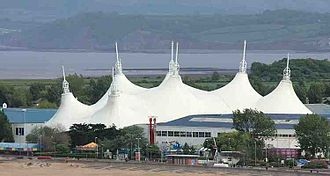 Butlins - Skyline Pavilion in Minehead