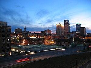 Central Arkansas - Downtown Little Rock
