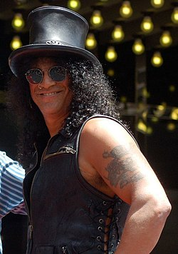 slash musician wikipedia the free encyclopedia. Black Bedroom Furniture Sets. Home Design Ideas