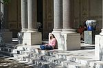 Sleeping in the sun @ Garden @ Petit Palais @ Paris (34049715794).jpg