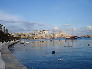 Marsamxett Harbour Natural harbor in Malta