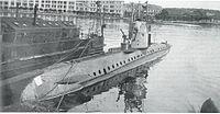 Підводні човни класу u 10