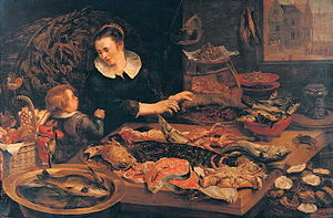 Fish shop, Pushkin State Museum of Fine Arts