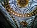 Société Générale Headquarters, Paris - Stained Glass Dome.jpg