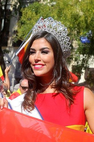 Miss Spain - Image: Sofía del Prado en 2017