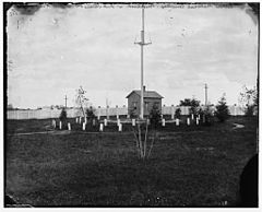 Soldiers' cemetery near Fort Stevens (Brightwood) 04134v.jpg
