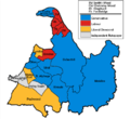 Solihull UK local election 1991 map.png