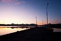 Solnedgang over Ofotfjorden i Narvik Norge, Johannes Jansson.jpg