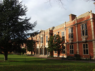 Basil Champneys - Somerville College Library, Oxford