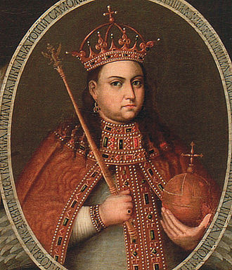 Sophia Alekseyevna of Russia - Image: Sophia Alekseyevna of Russia