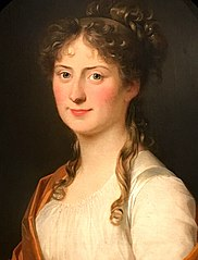 Fru Elisabeth Sophie Chrystie, f. Krefting