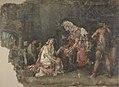 Sophonisba kneeling before Masinissa, King of Numidia by Benjamin Wolff Rijksmuseum Amsterdam SK-A-659.jpg